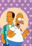 Homer's Phobia (Promo Picture)