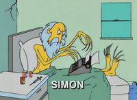 Sam Simon - postać