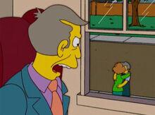 Skinner vendo edna moe beijo