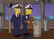 Burns capitão neptune