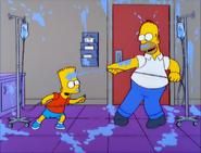 LittleBigMom-Bart&HomerPlayingWithInterferon