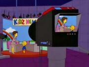 Os Simpsons Temporada 9 Episodio 21 The Girly Edition Programa de Crianca