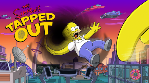 Sci-Fi 2016 Tapped Out