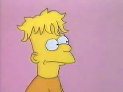 Bart dal barbiere 1