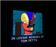 Dedicated Tom Petty