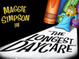 """Maggie Simpson: The Longest Daycare"" Na lista de curtas pré-indicados ao Oscar"