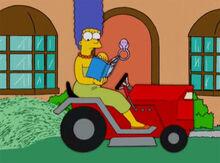 Marge leitura cortador grama