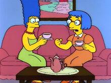 Marge luanne primeira conversa