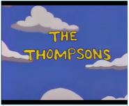 SimpsonsTitleThompsons