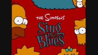 The Simpsons Sing the Blues I Love to See You Smile by Homer and Marge Simpson