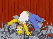 Homer acrobata