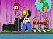 Show rock homer
