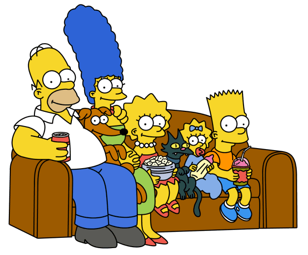 List Of Couch Gags Simpsons Wiki Fandom Powered By Wikia