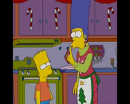The Simpsons' Christmas Message -00003