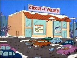 Circusofvalues