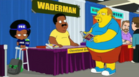 Comic Book Guy in The Cleveland Show
