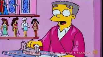 I Simpson Waylon Smithers - Everything's Coming Up Roses (Sub Ita)