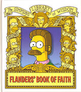 Library of wisdom flanders book