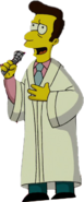 Rev. Timothy Lovejoy in The Simpsons Movie