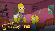 Homer Is Possessed By The Pazuzu Statue Season 29 Ep