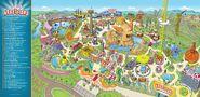 Krustyland map