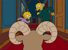 Lisa burns fogem carneiro
