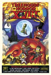 Simpson Horror Show XVIII