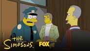 Wiggum Does Not Like Manacek Season 29 Ep