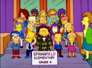 Bart's Class 3