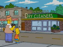 Homer bart dry cleaners