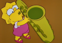 Lisa sassofono