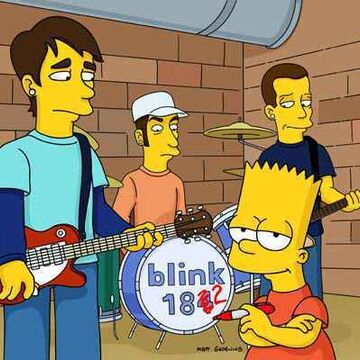 Blink-182 | Simpsons Wiki | Fandom