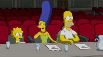 The Simpsons - Josh Groban is the singing voice of Professor Frink?
