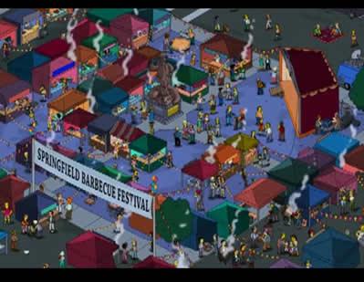 Festival de Churrasco de Springfield