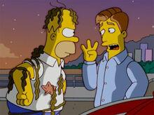 Homer dura boa pinta