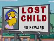 Lost Child No reward