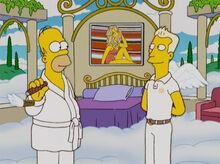 Homer suite paraiso