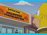 Quartel General do Halloween Oficial