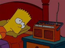 Bart angustia radio