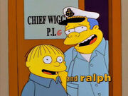 Chief Wiggum PI