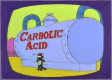 Coçadinha ácido carbólico 1