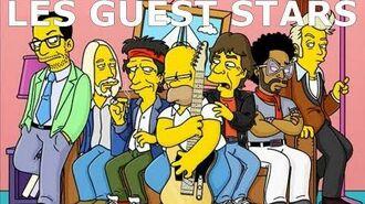 Parlons Simpson 2 Les Guest Stars