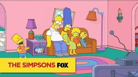 THE SIMPSONS Couch Gag By Eric Goldberg ANIMATION on FOX