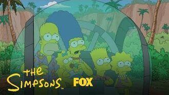 The Simpsons Run Into A Geriatric Dinosaur Season 30 Ep. 4 THE SIMPSONS