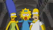 Treehouse of Horror XXX Promo Image 1