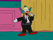 Krusty doll Homerazzi