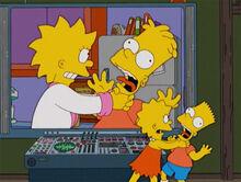 Lisa esgana bart duplo