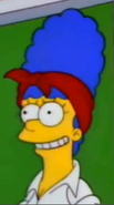 Marge in Lisa's First Word 4
