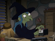 Witch (Treehouse of Horror XXI)