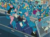Les Simpson, le film/Références